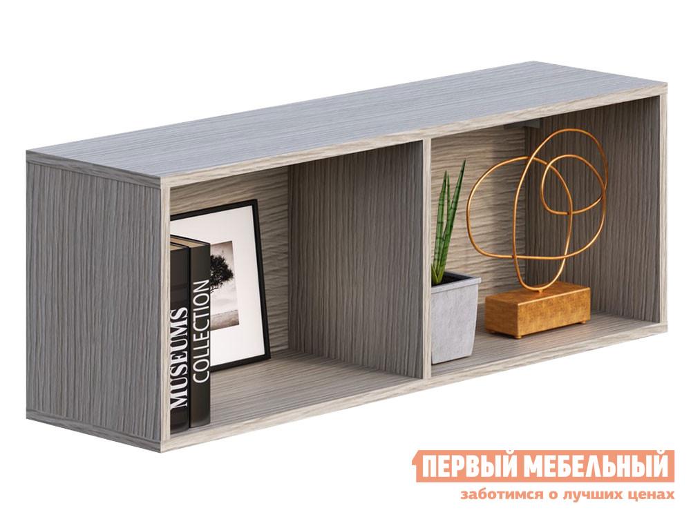 цена на Полка навесная мини Первый Мебельный ПН-011 Полка навесная Мийа-3 малая
