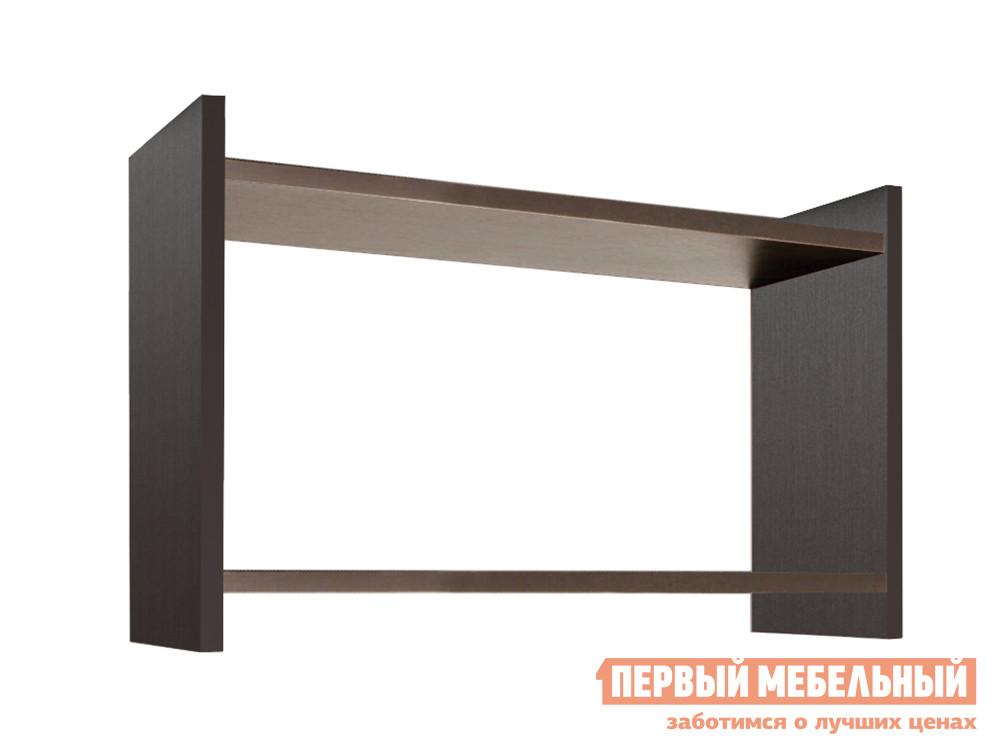 Настенная полка Первый Мебельный Полка Куба-4