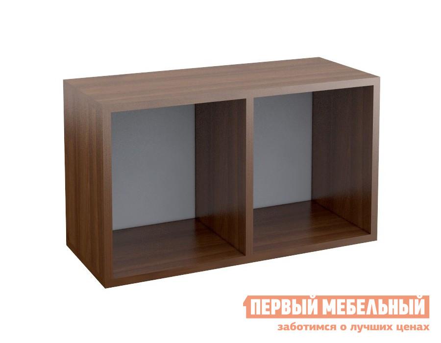 Полка БОНмебель Полки Мирана Орех Экко от Купистол