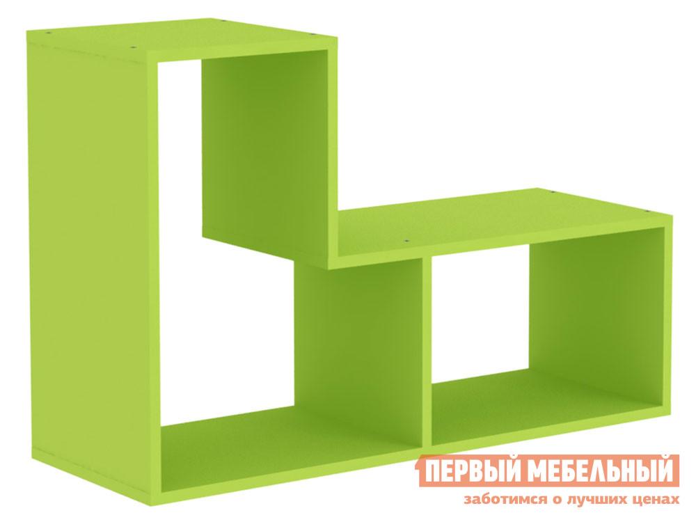 Детская полка Первый Мебельный Полка фигурная Дарина АРТ.УП04