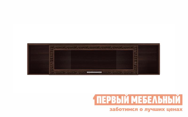 Настенная встраиваемая полка Первый Мебельный Тоскана 11 настенная полка первый мебельный полка мадера