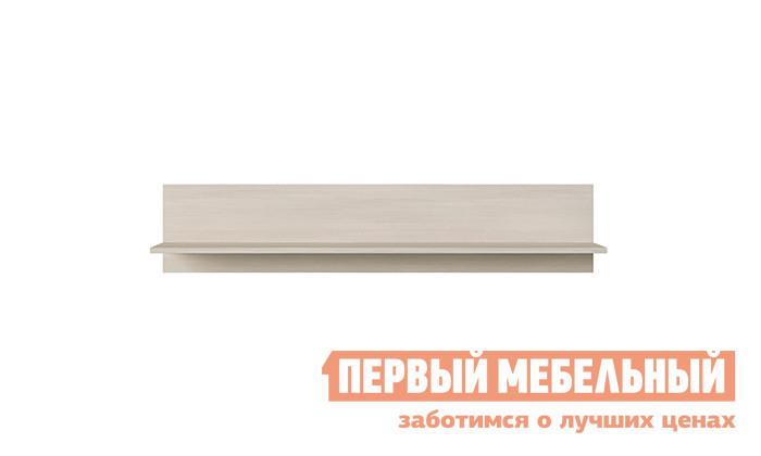 Настенная полка Первый Мебельный Полка навесная Сиена настенная полка первый мебельный магнолия гм 10 шкаф полка навесной