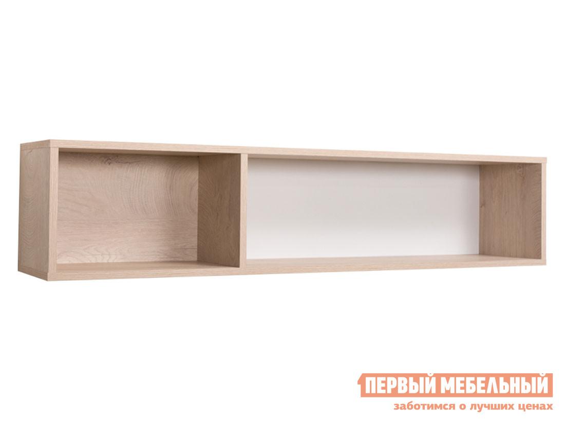 Настенная полка Первый Мебельный Полка Альба 2 10.121