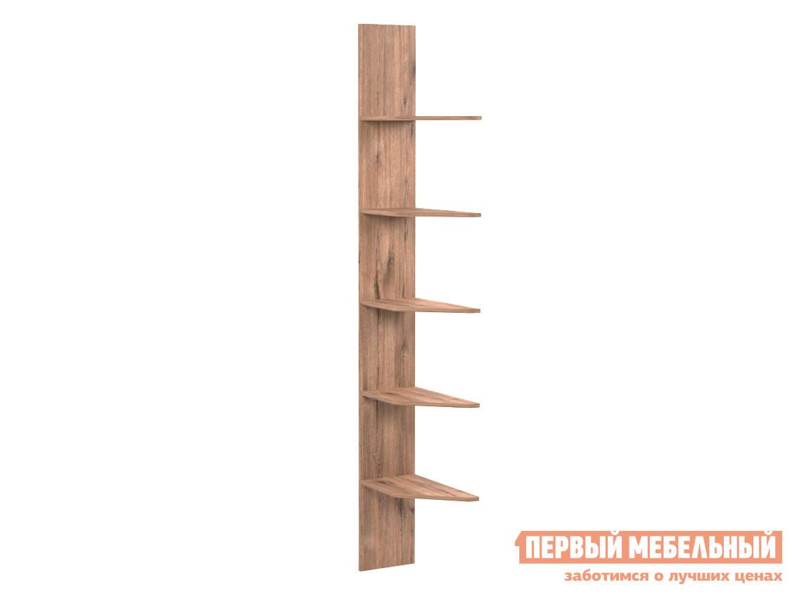 Фото - Настенная полка Первый Мебельный Полка открытая высокая Денвер настенная полка первый мебельный полка угловая маркиза