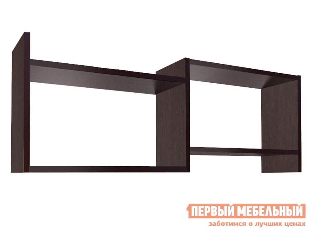 Настенная полка Первый Мебельный Полка Куба-5 настенная полка первый мебельный полка куба 4
