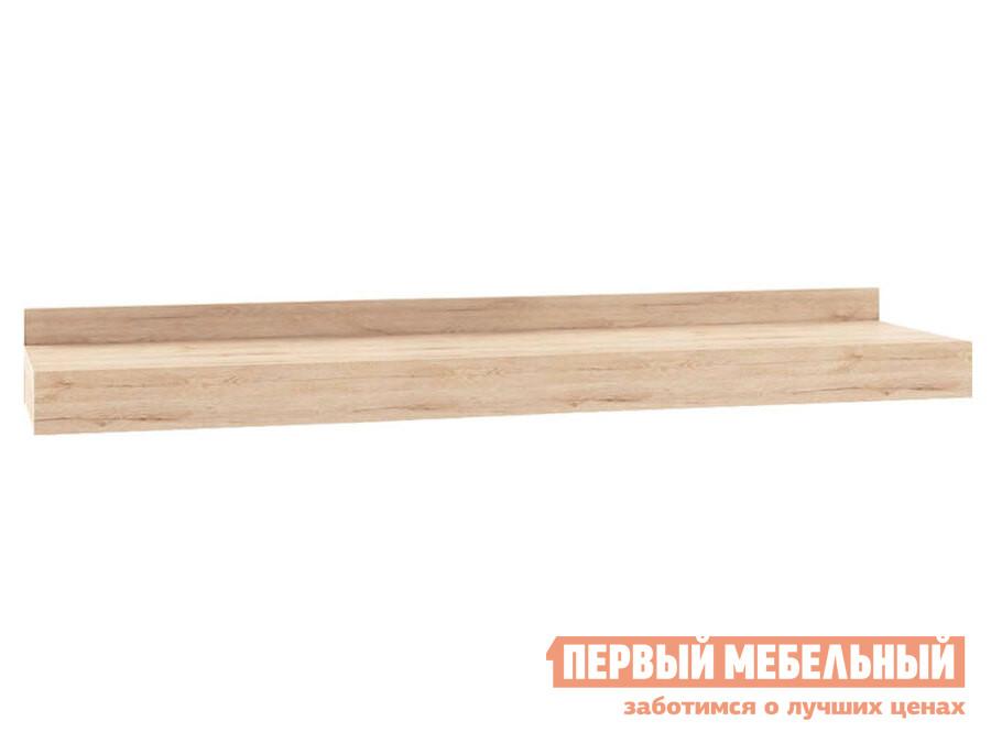 Настенная полка Первый Мебельный Полка навесная Оскар