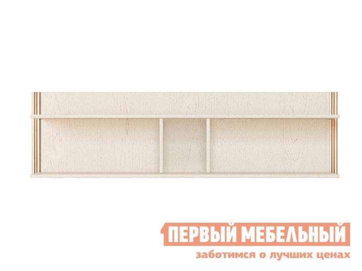 Настенная полка Первый Мебельный Полка навесная 1500 Венето настенная полка первый мебельный полка мадера