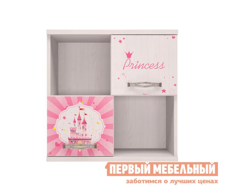 Настенная полка ТД Арника Принцесса (10) шкаф для одежды тд арника принцесса 01 принцесса 01 принцесса 02