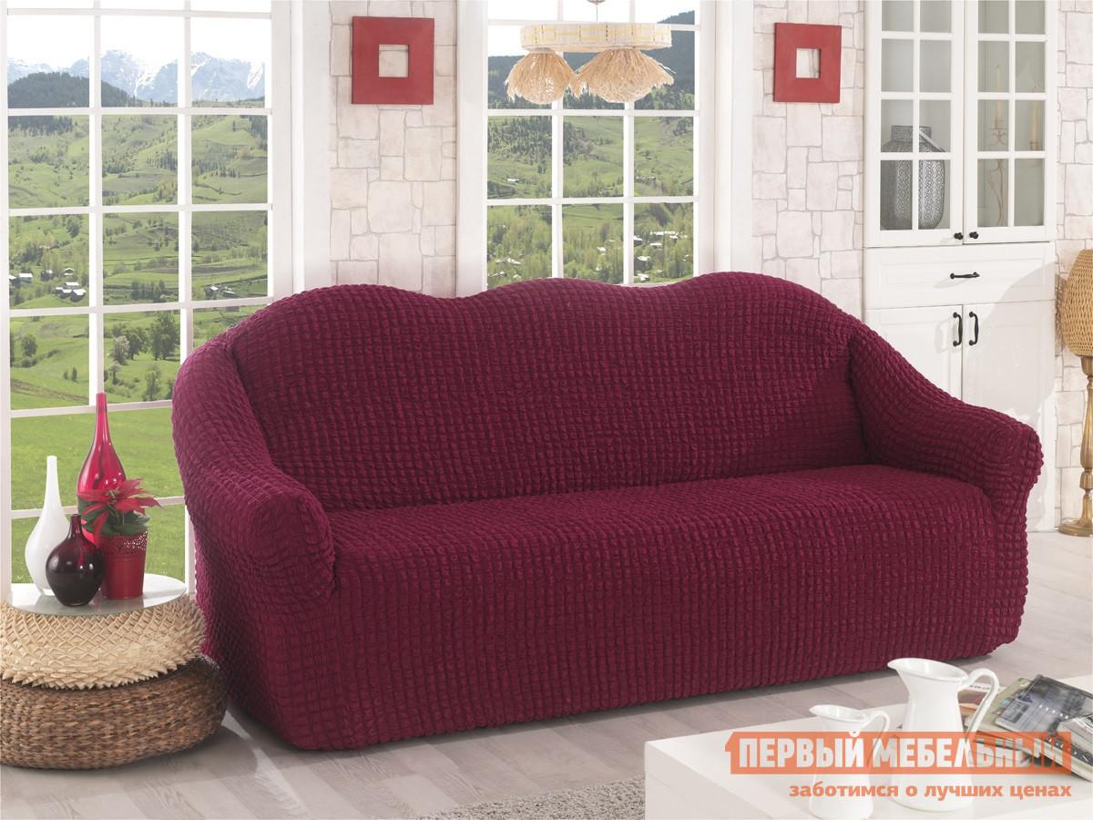 Чехол для трехместного дивана Первый Мебельный Чехол для дивана Стамбул трехместный без юбки чехол для кресла первый мебельный чехол для кресла стамбул без юбки