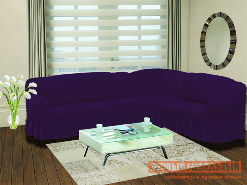 Чехол для углового дивана Первый Мебельный Чехол на диван угловой Стамбул