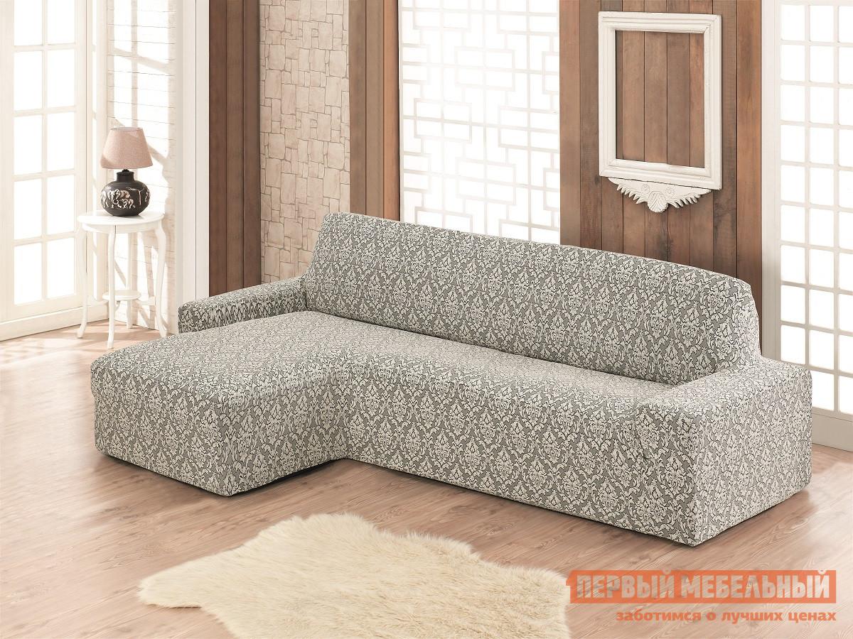 Чехол для углового дивана Первый Мебельный Чехол на диван угловой