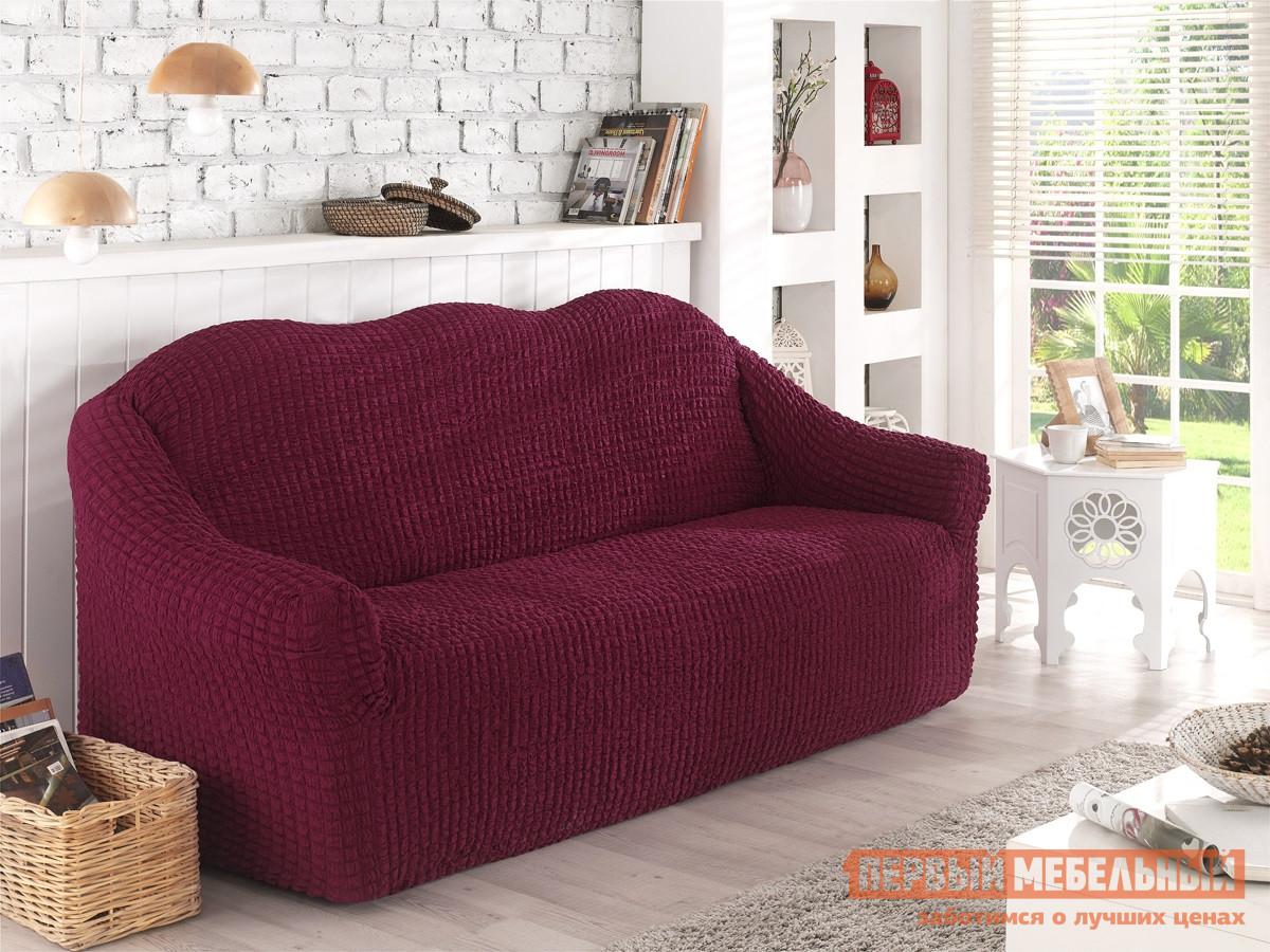 Чехол для двухместного дивана Первый Мебельный Чехол для дивана Стамбул двухместный , без юбки чехол для кресла первый мебельный чехол для кресла стамбул без юбки
