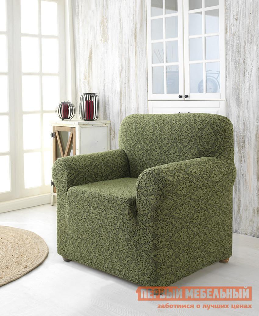 Чехол для кресла Первый Мебельный Чехол для кресла Милан чехол для кресла первый мебельный чехол для кресла стамбул без юбки