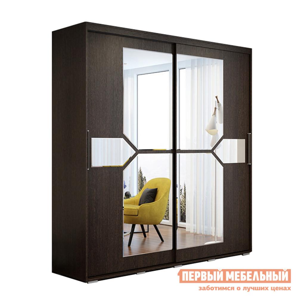 Шкаф-купе Первый Мебельный Шкаф-купе Крафт 2 шкаф купе мебелайн 9