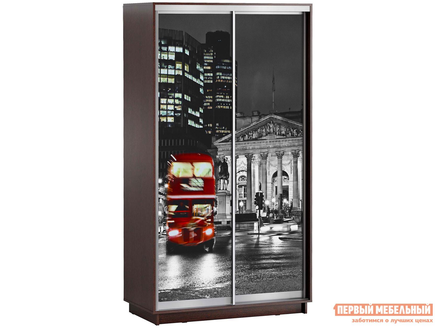 Шкаф-купе Первый Мебельный Шкаф купе Лео 2-х дверный с фотопечатью шкаф купе первый мебельный шкаф купе лео 2 х дверный глухой фасад