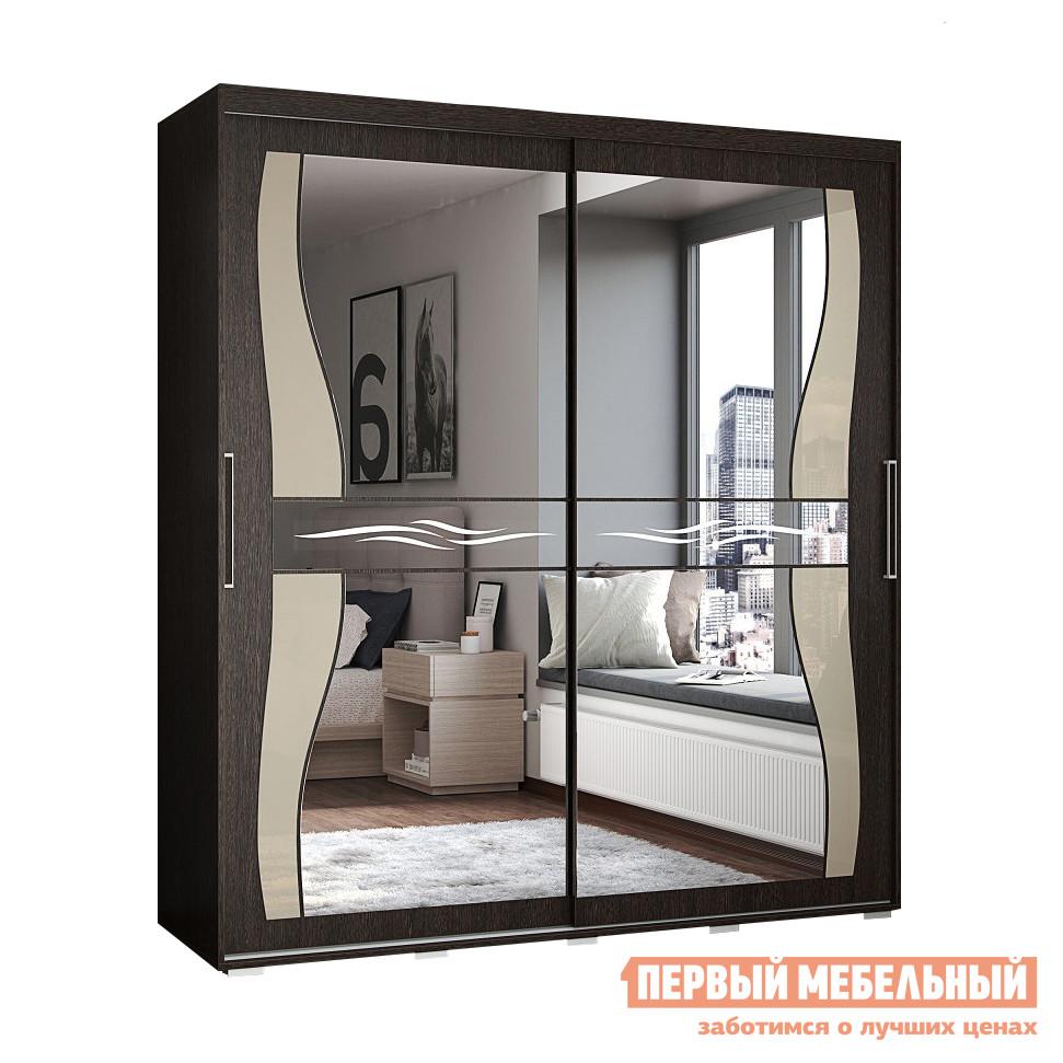 Шкаф-купе Первый Мебельный Крафт-5 шкаф купе мебельсон рио 5 гранд 5