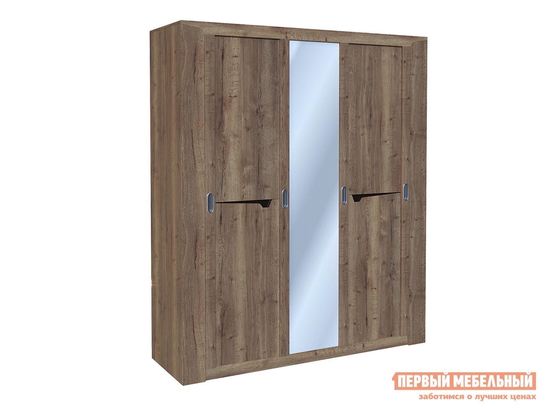 Шкаф-купе 3-х дверный Первый Мебельный Шкаф-купе трехдверный Гарда шкаф мебельный меткон шм 50 серый 50 х 35 х 31 см