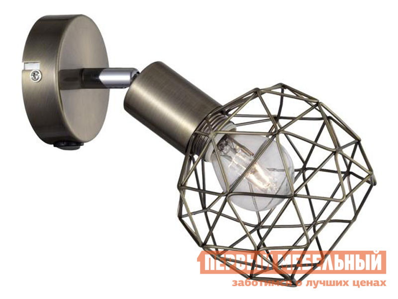 Спот Первый Мебельный Спот SOSPIRO A6141AP-1AB спот arte lamp sospiro a6141ap 2ab