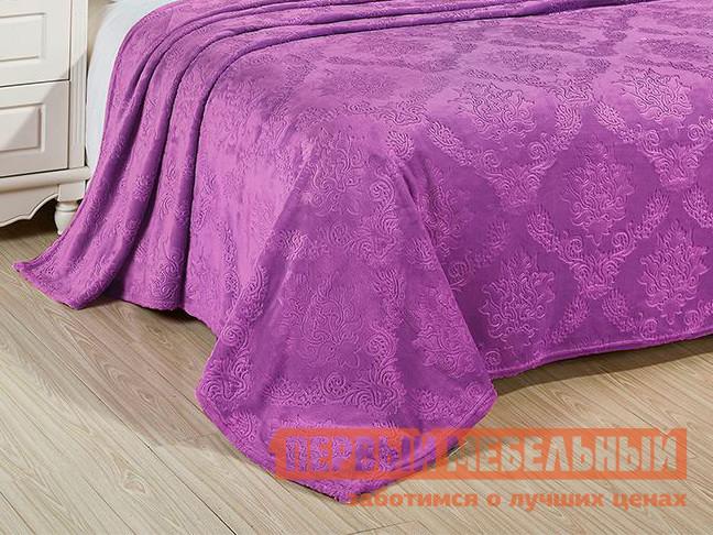 Плед Первый Мебельный Плед Cleo ПАРМА велсофт 120-OP цена