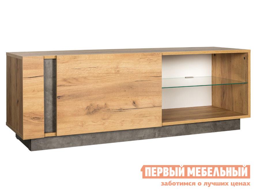 ТВ-тумба Первый Мебельный ТВ тумба Арчи тумба woodcraft тв нордик 1