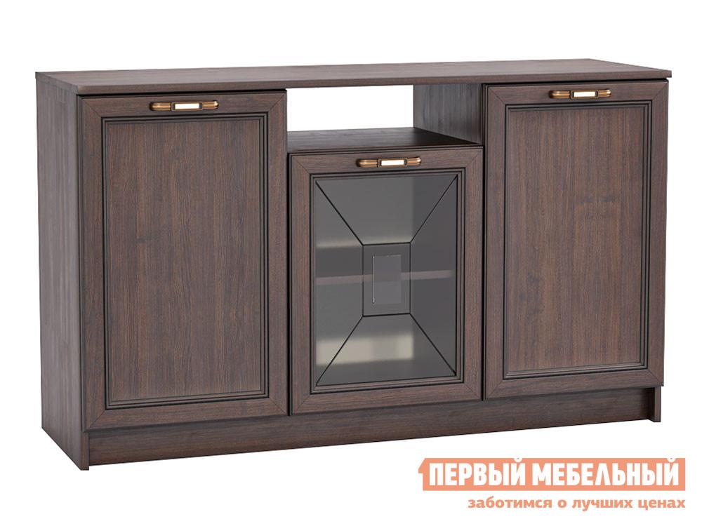 ТВ-тумба Первый Мебельный ТВ-тумба Мадэра 13.72 тумба woodcraft тв нордик 1