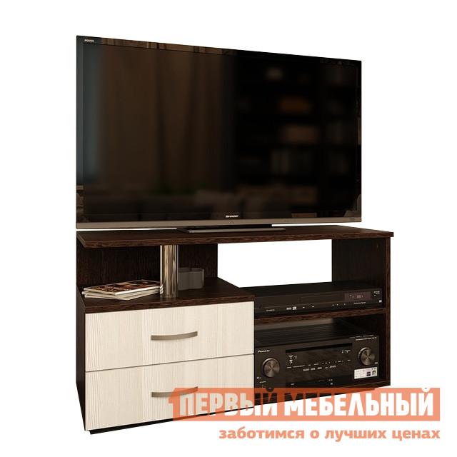 ТВ-тумба Первый Мебельный ТВ тумба Эдем тумба для тв mart куба 1200 черный
