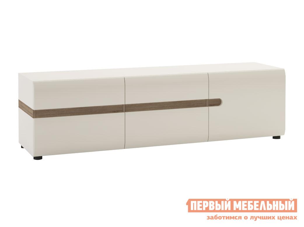 ТВ-тумба Первый Мебельный ТВ-тумба Линате 2 тумба woodcraft тв нордик 1