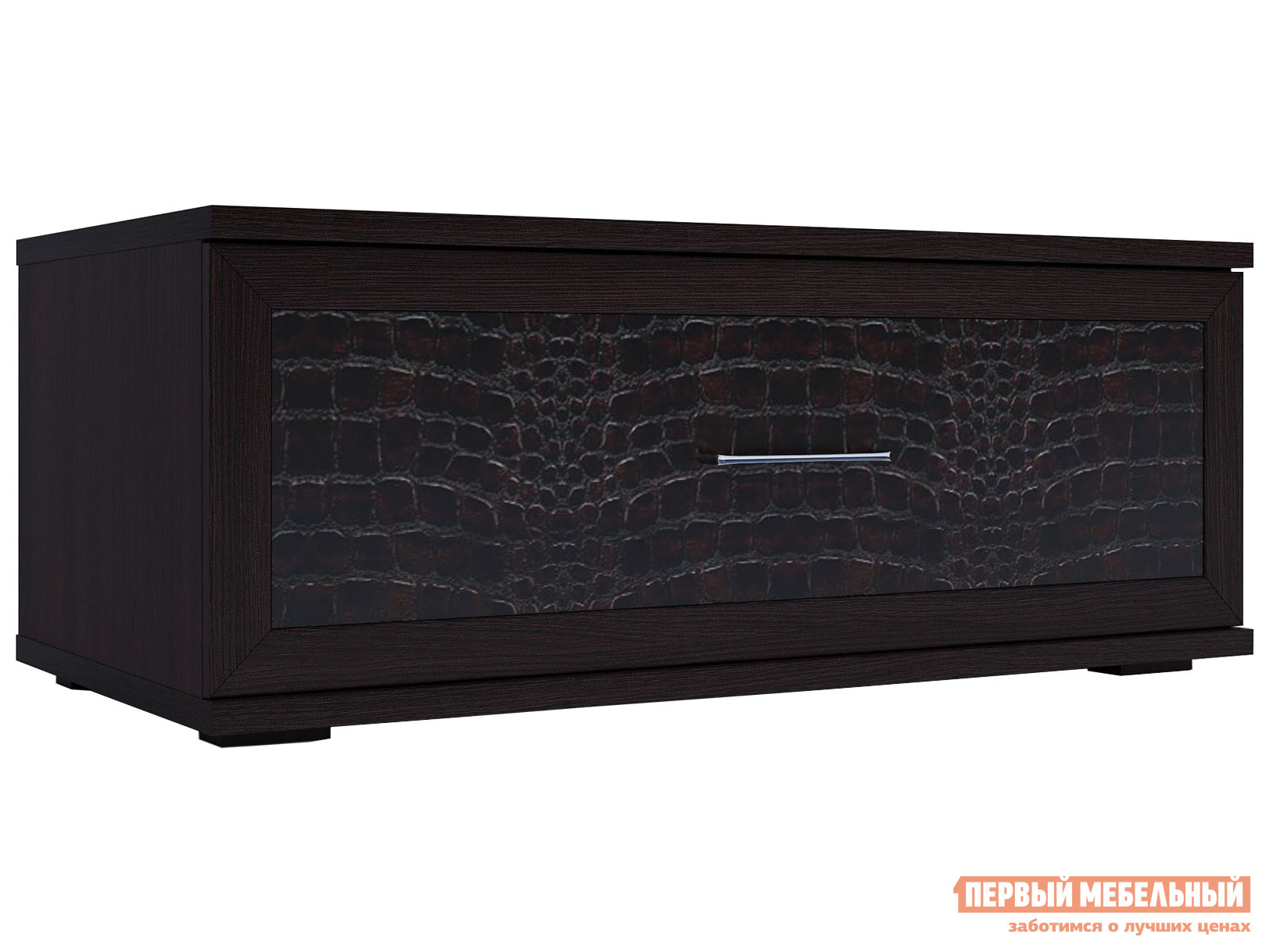 ТВ-тумба Первый Мебельный Тумба для аппаратуры 1050 Парма Люкс