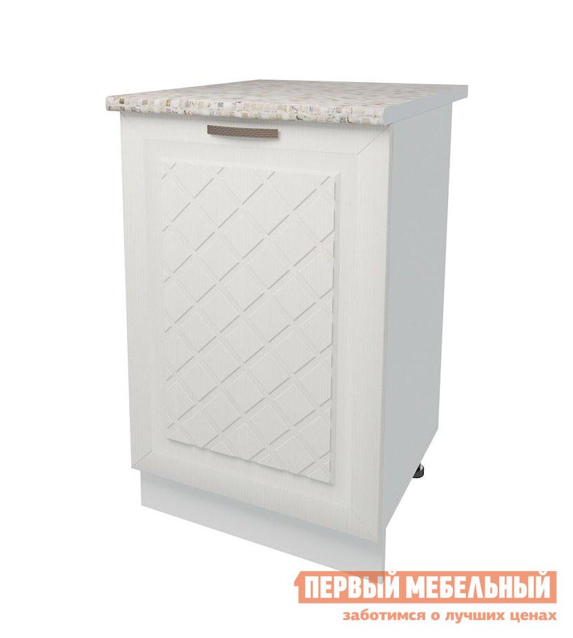 Кухонный модуль Первый Мебельный Стол 1 дверь 50 см Агава
