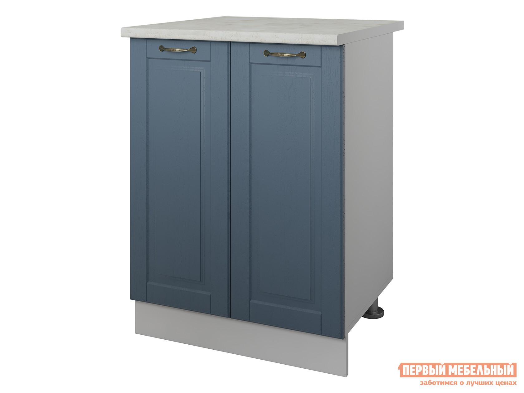 Кухонный модуль Первый Мебельный Стол 2 двери 60 см Палермо
