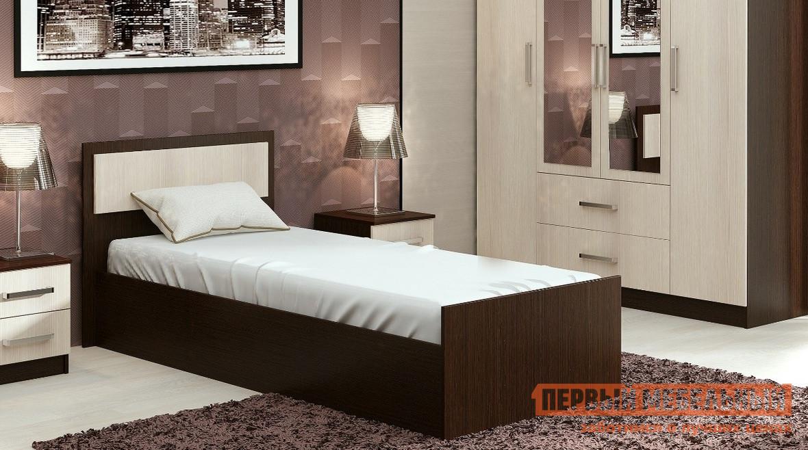 Односпальная кровать Первый Мебельный Фиеста ОК