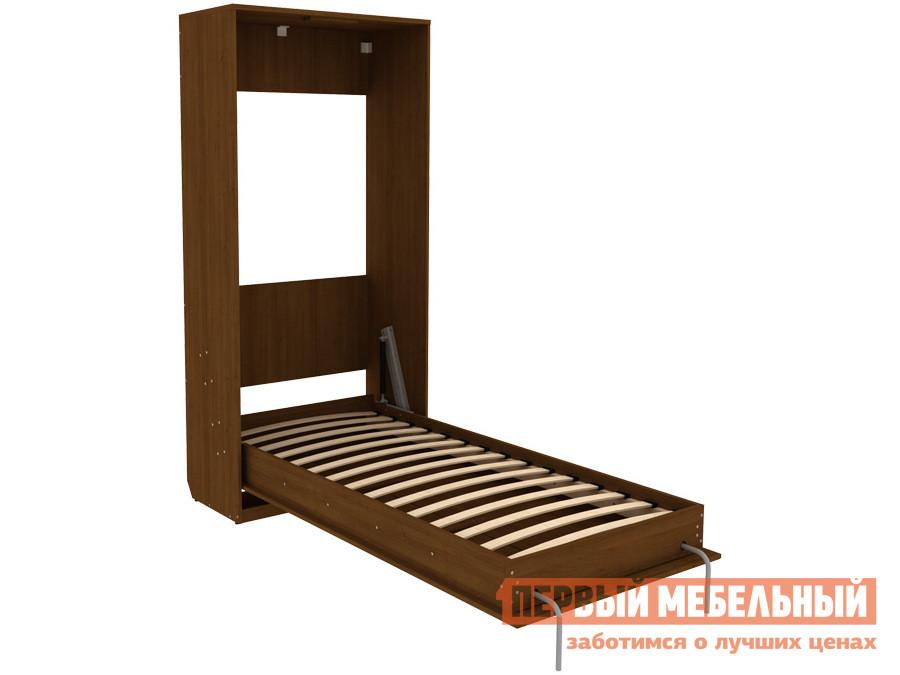 Односпальная кровать  Мерлен К02 Дуб, 900 Х 2000 мм