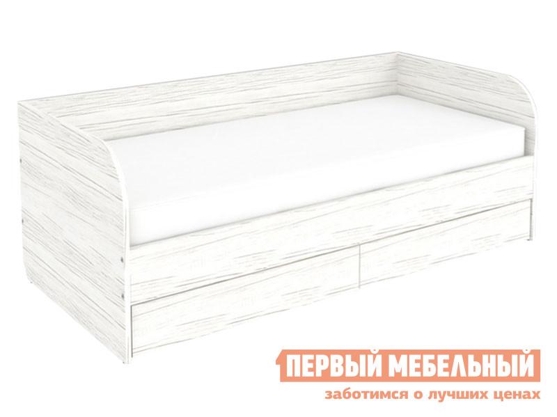 Односпальная кровать Софа Мерлен 90х200 Арктика фото