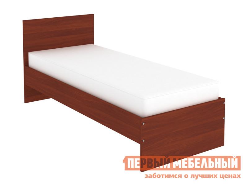 Односпальная кровать  Кровать Мерлен Итальянский орех, 900 Х 2000 мм — Кровать Мерлен Итальянский орех, 900 Х 2000 мм