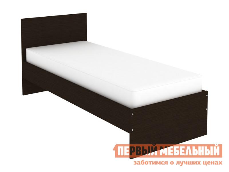 Односпальная кровать  Кровать Мерлен Венге, 900 Х 2000 мм — Кровать Мерлен Венге, 900 Х 2000 мм