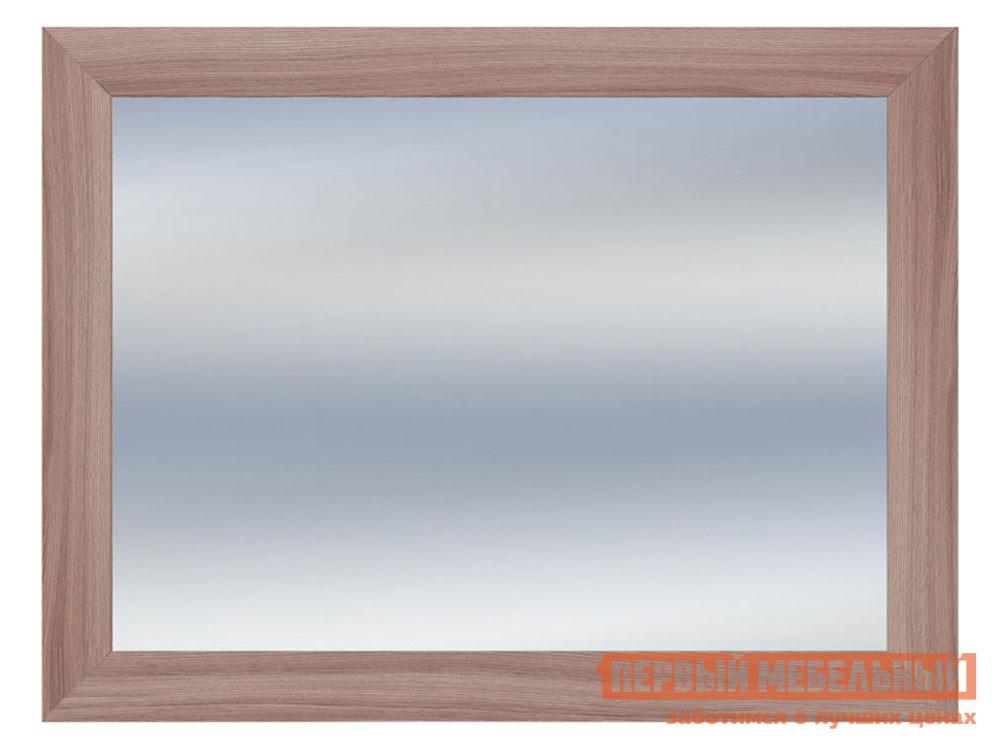 Настенное зеркало  Зеркало к комоду Парма Ясень Шимо темный — Зеркало к комоду Парма Ясень Шимо темный