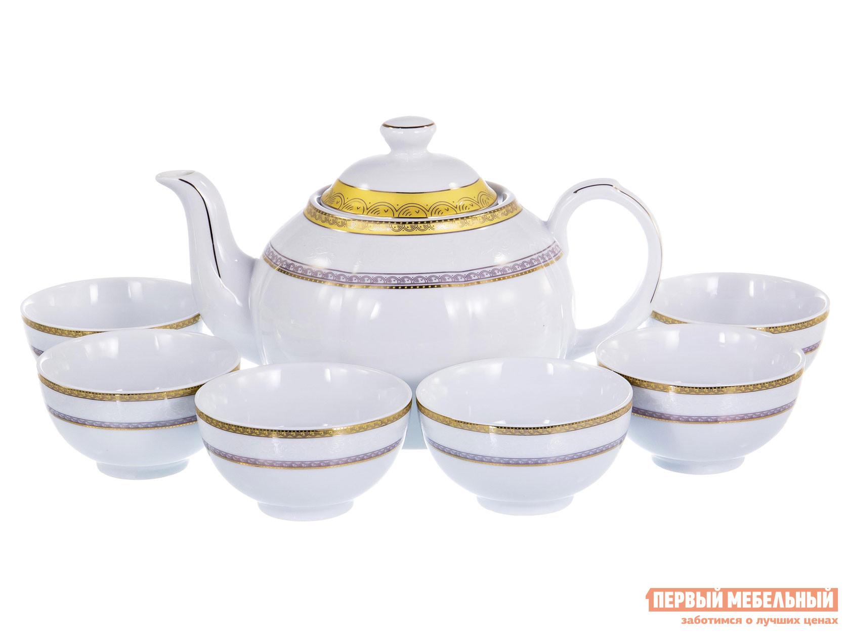 Чайный сервиз Первый Мебельный Сибилла 2