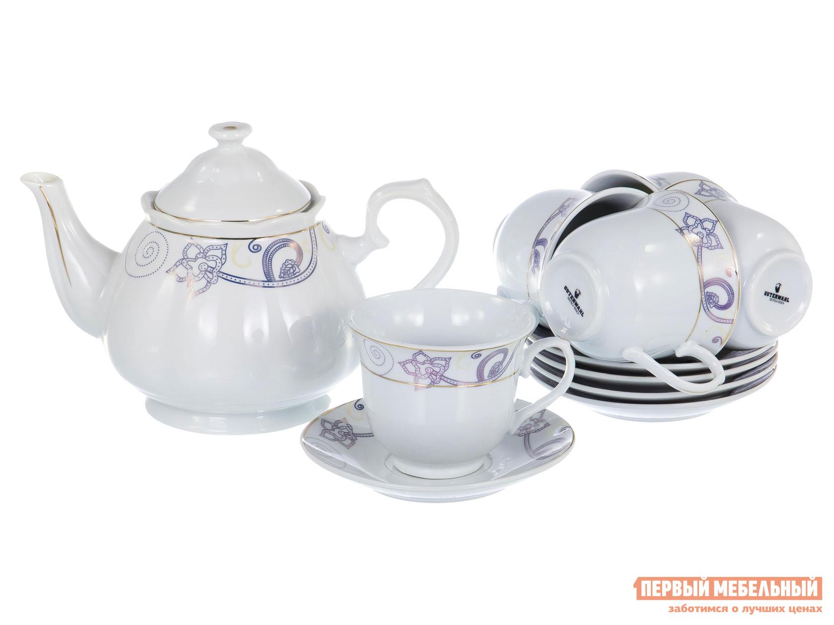 Чайный сервиз Первый Мебельный Алия