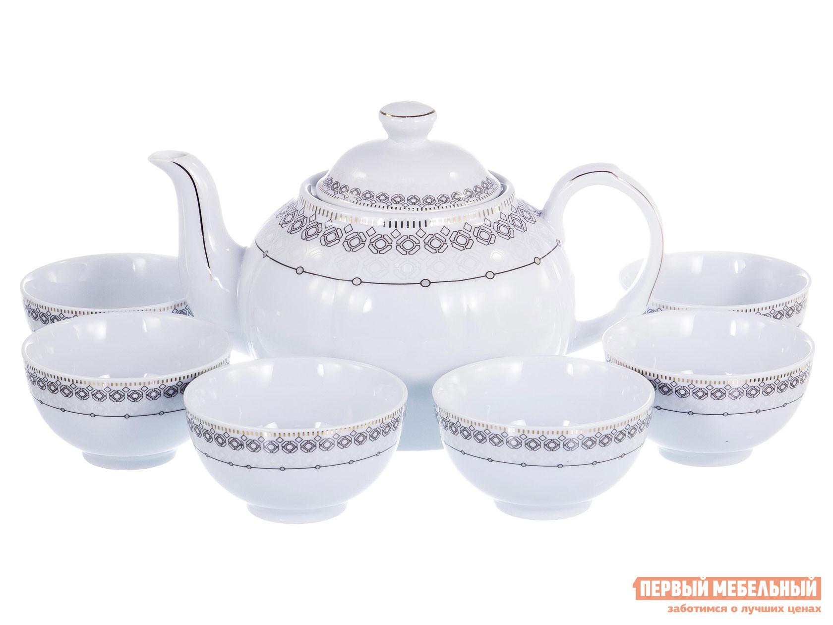 Чайный сервиз Первый Мебельный Сибилла