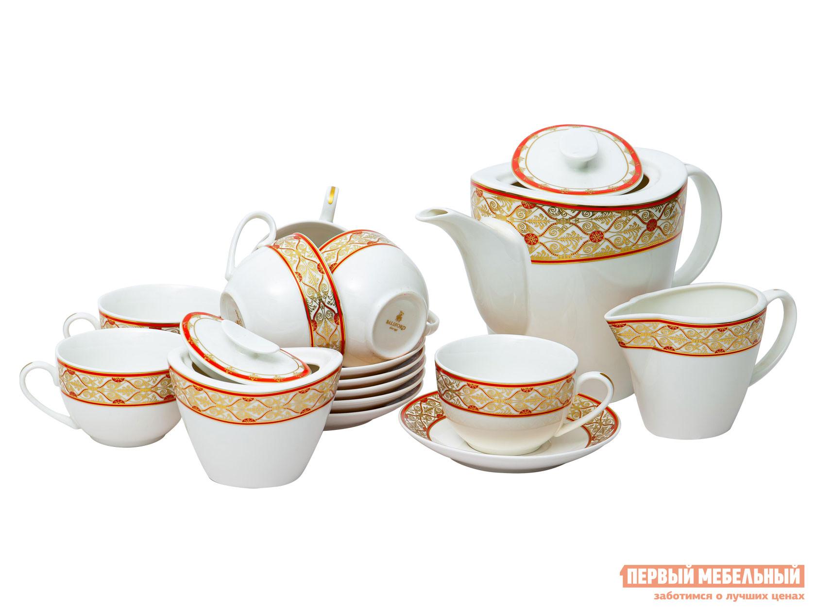 Чайный сервиз Первый Мебельный Эстелла
