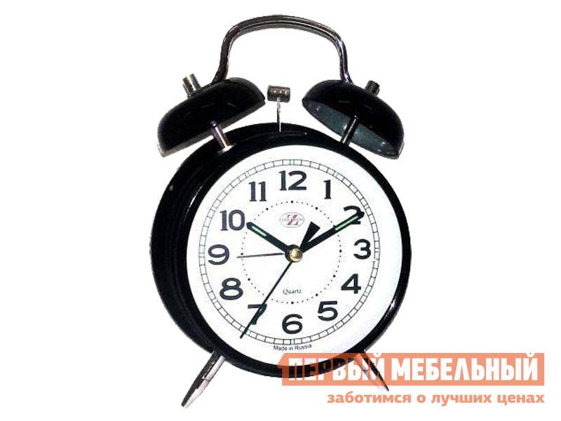 Часы  Будильник БК1-817 Черный, латунь ГК ЧАСПРОМ ООО 136493
