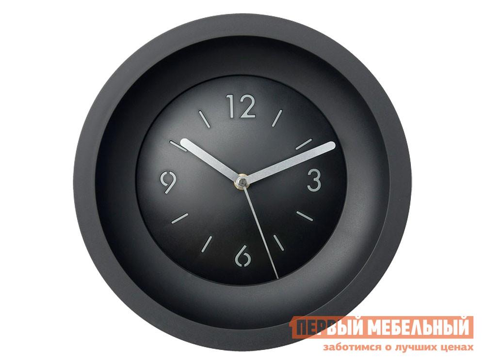 Часы  наст.Тройка 56560520 Черный, пластик ГК ЧАСПРОМ ООО 130722