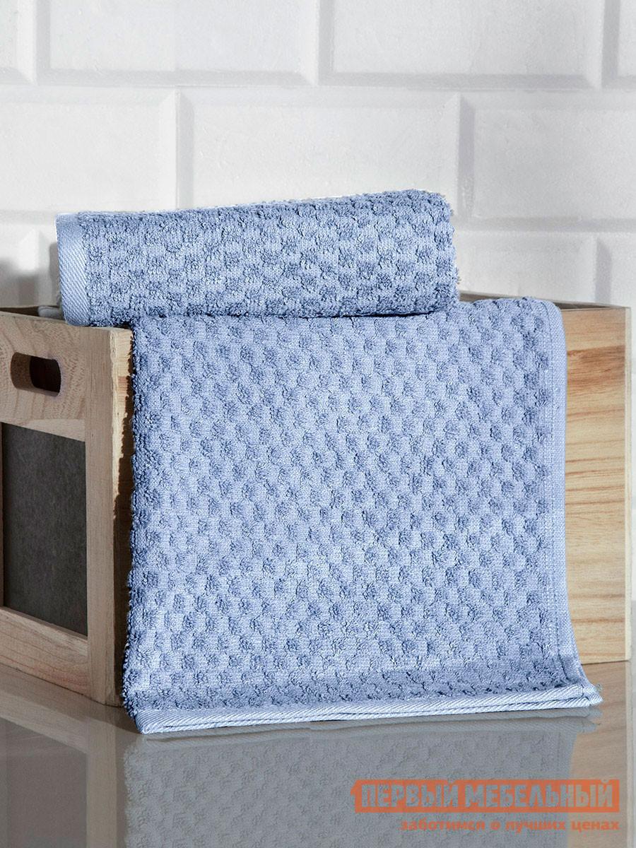 Полотенце Первый Мебельный Полотенце махровое KARNA с жаккардом DAMA 40x60 см полотенце махровое вт забавный мишка цвет синий 33 х 70 см м1053 01