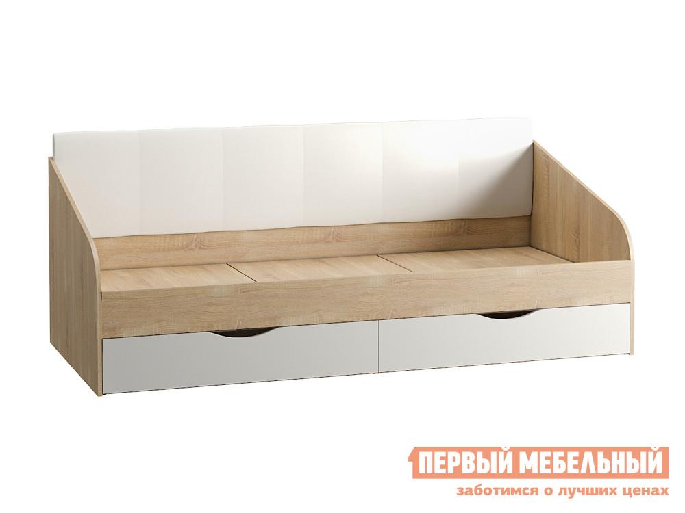 Детская кровать Первый Мебельный Кровать тахта Линда 90*200 01.60
