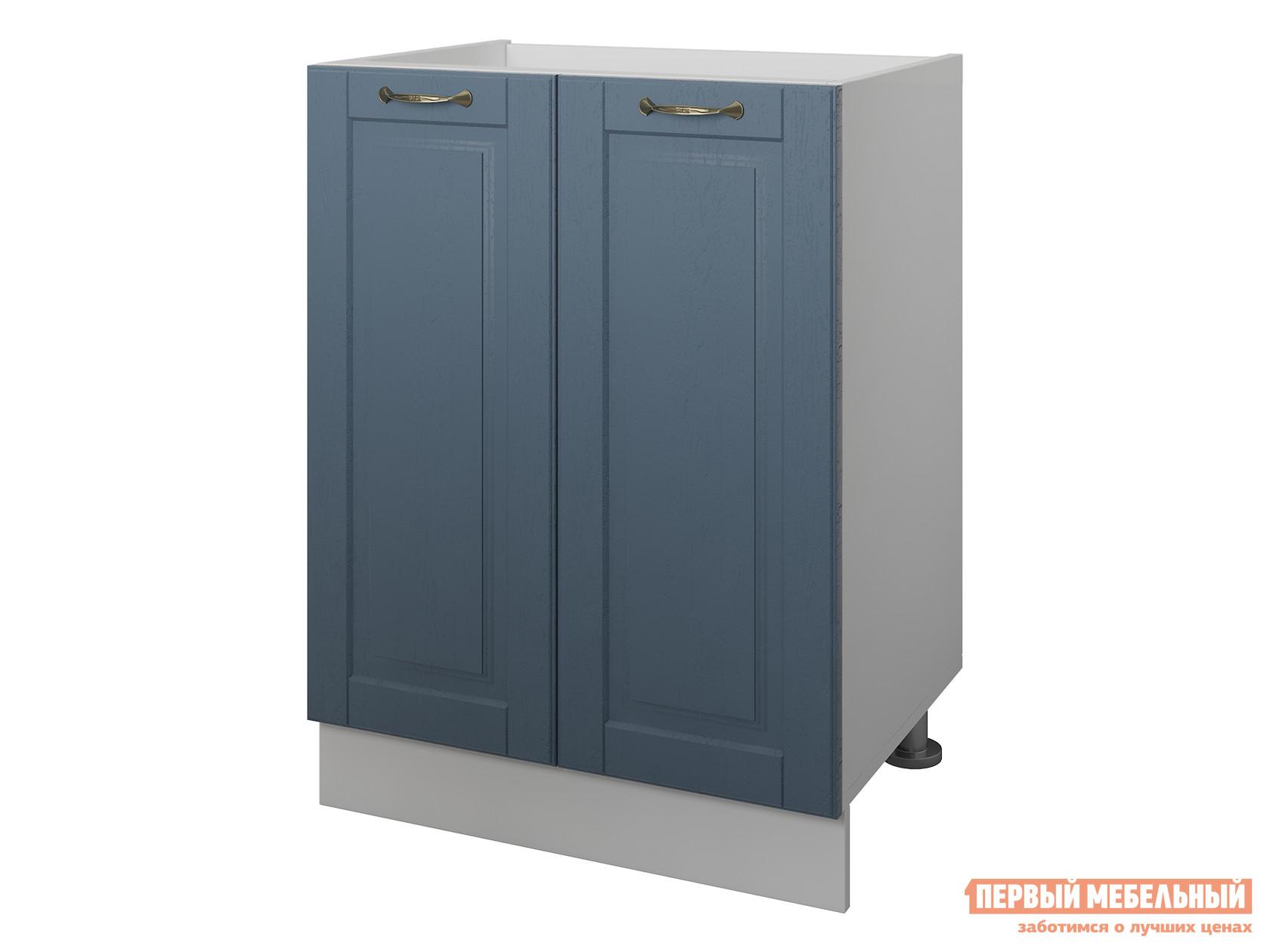 Кухонный модуль Первый Мебельный Палермо Тумба 600 под мойку БЕЗ СТОЛЕШНИЦЫ