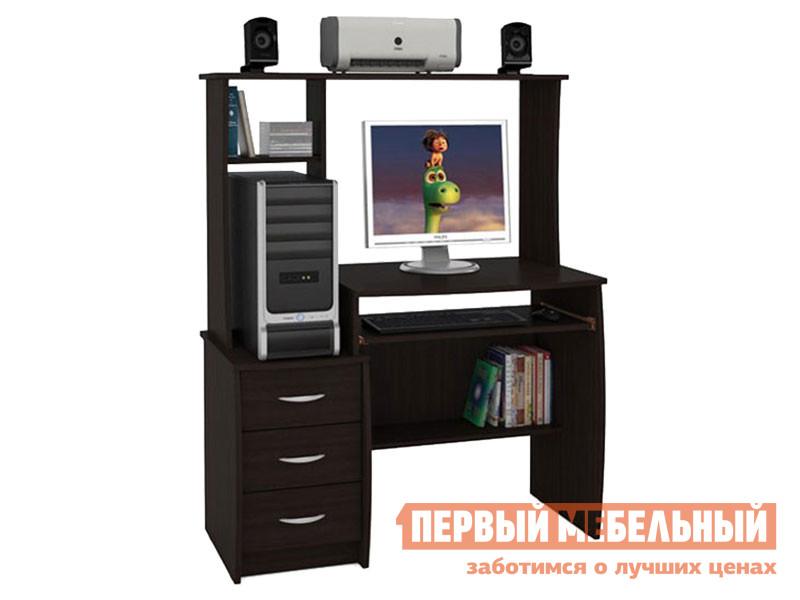 Фото - Компьютерный стол Первый Мебельный Комфорт 5 СКР компьютерный стол первый мебельный комфорт 12 72