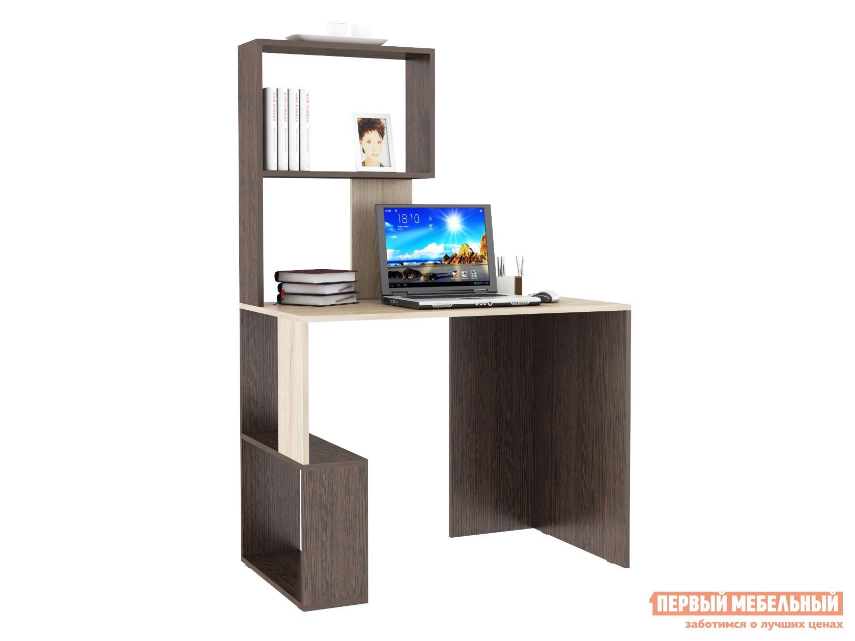 Компьютерный стол Первый Мебельный Стол компьютерный Смарт 1