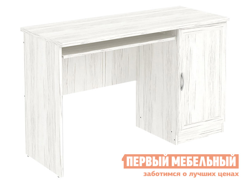 Письменный стол  Мерлен С02 Арктика Уют сервис 106982