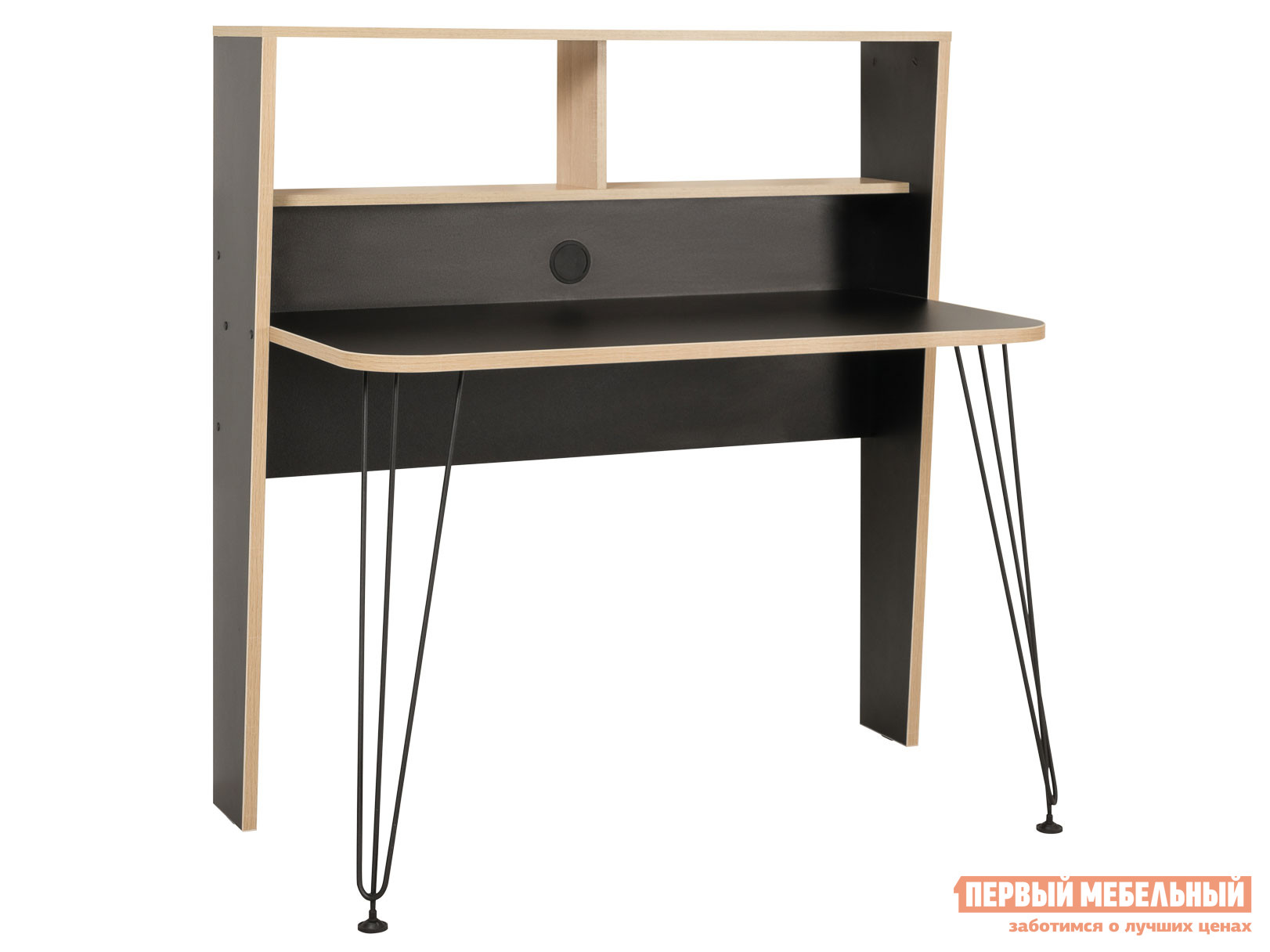 Компьютерный стол Первый Мебельный Базис 3 12.67