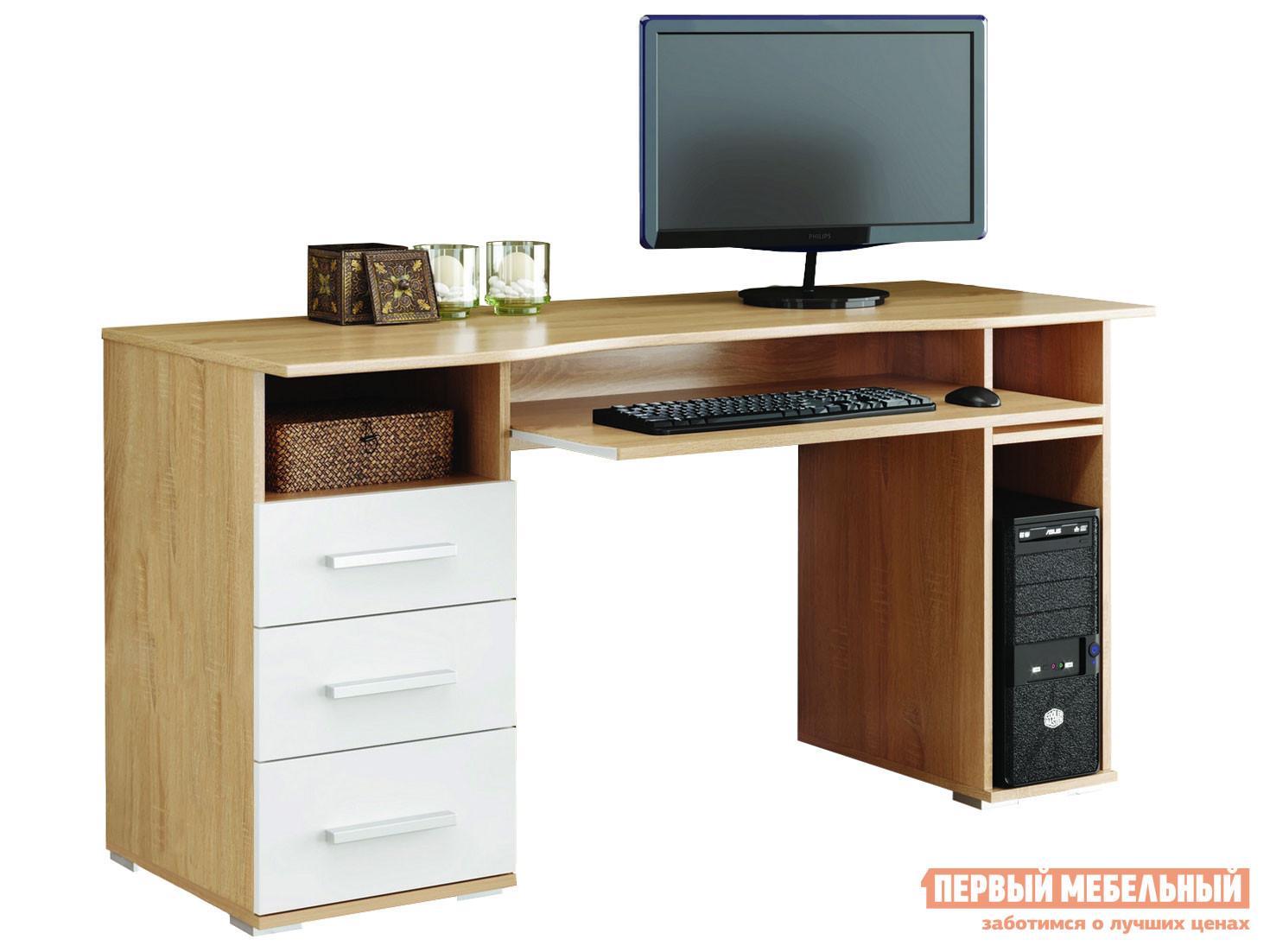 Компьютерный стол Первый Мебельный Компьютерный стол Адам